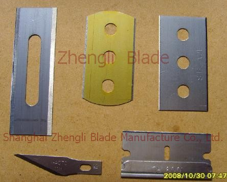 Hacksaw Special Cutting Blade, Provide Tonga Hole, Wholesale Tonga Triple Blade Cutter
