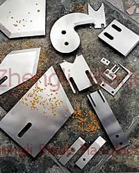 Tool Steel Circular Cutting Blades, Provide Haifa Tool Steel Cutting Blade, Wholesale Haifa The Tool Steel