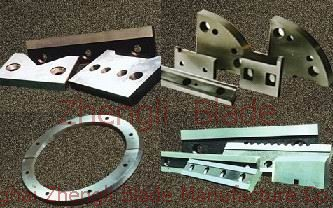 Billet Profile Cutting Blade Machine With A Blade, Provide Scapa Flow Profile Cutting Machine Blade, Wholesale Scapa Flow Profile Cutting Blade