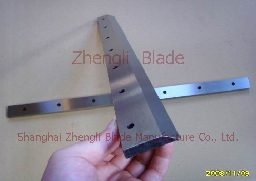 Web Cross-cutting Blade, Provide Plymouth Web, Wholesale Plymouth Web Slitting Knife Blade