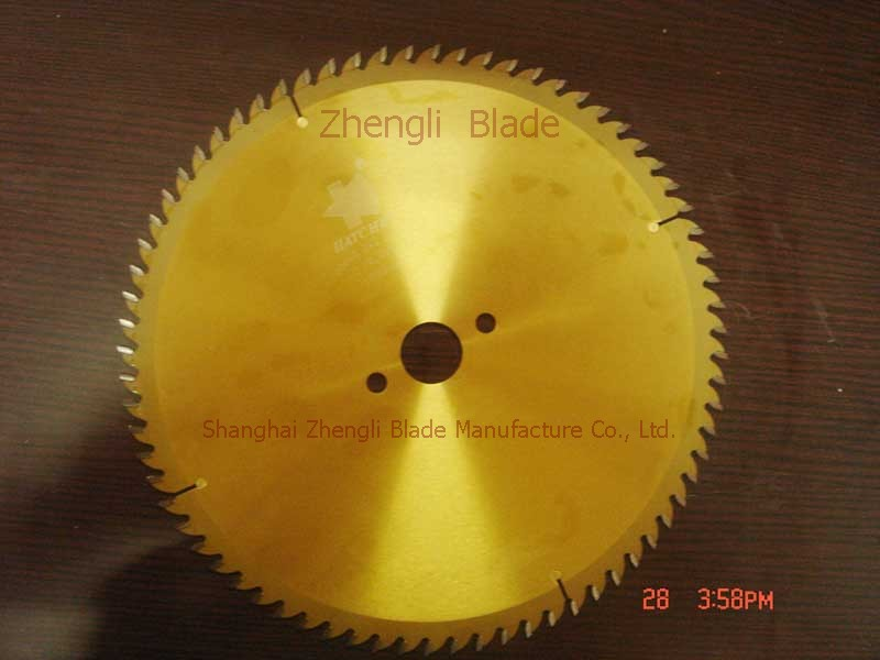 Cutting Blade Coating, Provide Cranston Saw Blade, Wholesale Cranston Artificial Board Processing Steel Saw Blade
